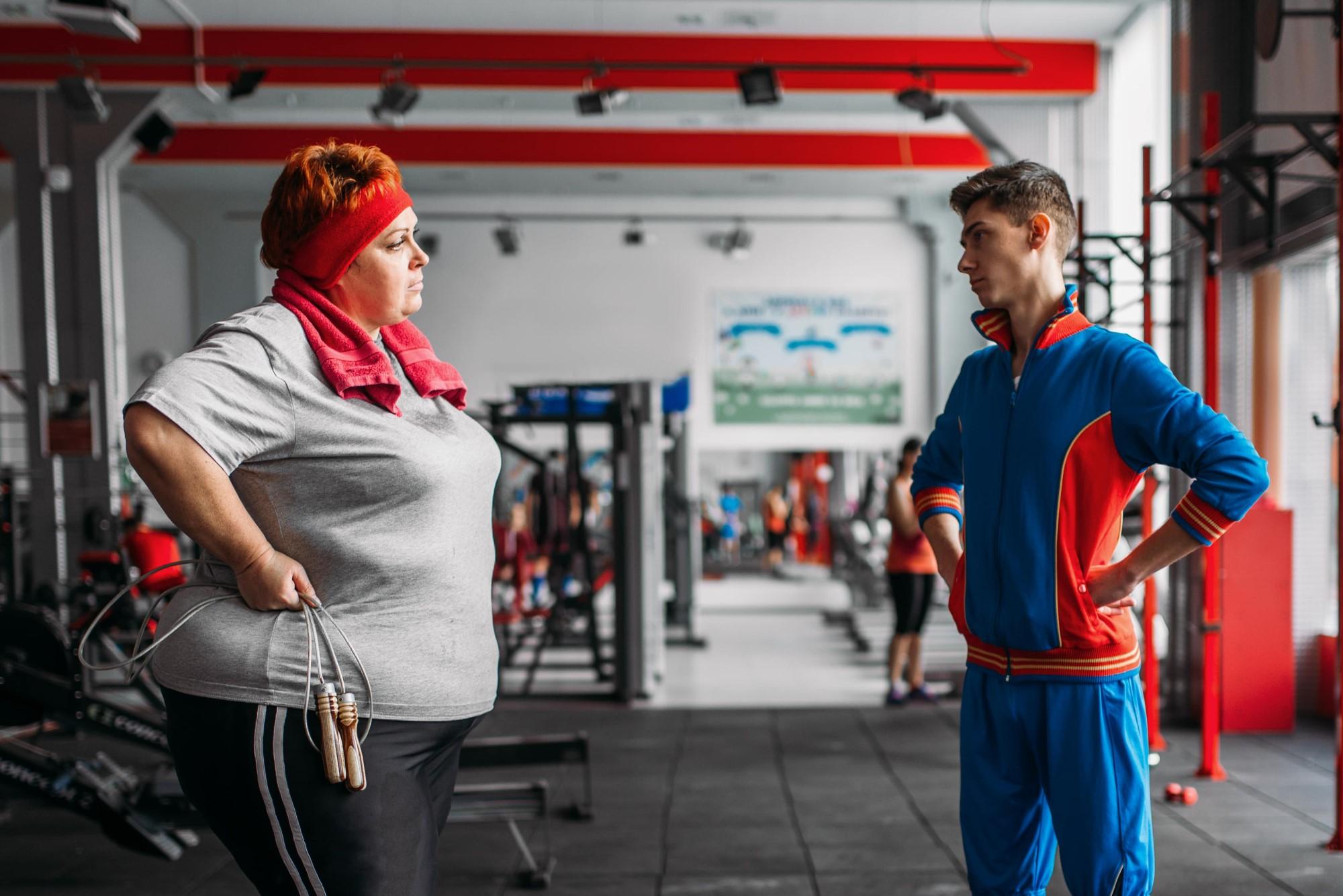 Вес и отношения или этот муж вас полнит