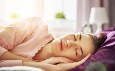 Как связаны сон и стройность